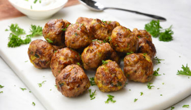easy turkey meatball meal starter recipe